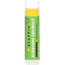 Everyday Coconut Vegan Lip Balm Purely Coconut by alaffia