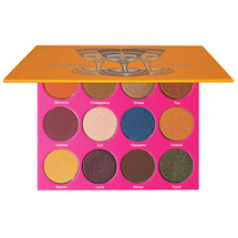 The Nubian 2 Eyeshadow Palette by Juvia's Place