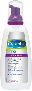 DermaControl Oil Removing Foam Wash by cetaphil