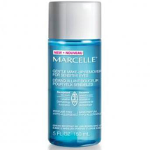 Make Up Remover For Sensitive Eyes by marcelle