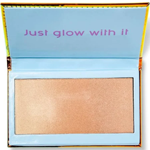 Look At My Halo Glow Highlighter Palette by target beauty box
