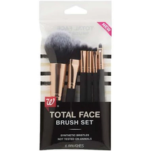 Total Face Brush Set by Walgreens Beauty