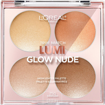 True Match Lumi Glow Nude Highlighter Palette - Sunkissed by L'Oreal
