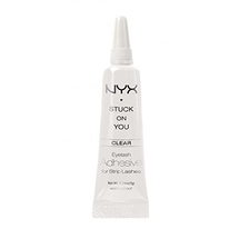 Stuck On You Clear Waterproof Eyelash Adhesive by NYX Professional Makeup