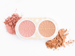 Bronzer & Blush Duo - Bronzed Rose by pacifica