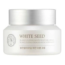 White Seed Blanclouding White Moisture Cream by The Face Shop