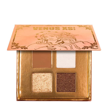 Venus XS: Solid Gold Eyeshadow Palette by Lime Crime