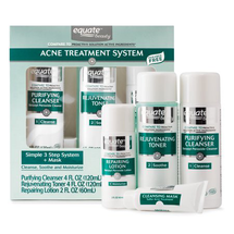 Acne Treatment System by equate