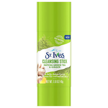 Matcha Green Tea & Ginger Facial Cleansing Stick by st ives
