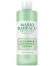 Cucumber Cleansing Lotion by mario badescu