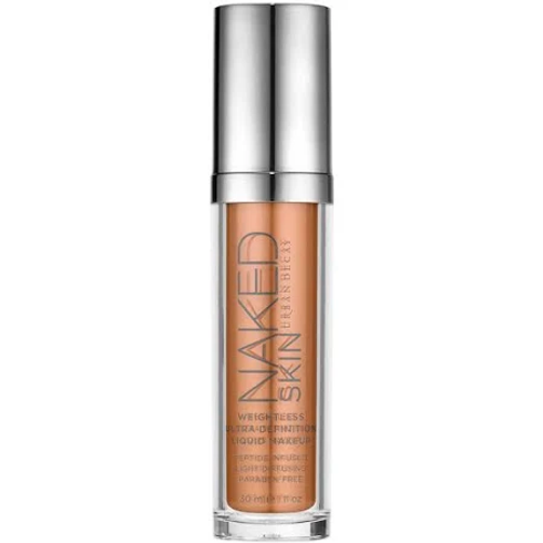 Naked Skin: Weightless Liquid Foundation by Urban Decay #2