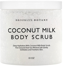 Coconut Milk Body Scrub by Brooklyn Botany