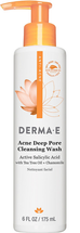 Acne Deep Pore Cleansing Wash by Derma E