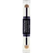 Pro Contour Cream Shaped Stick by Freedom Makeup