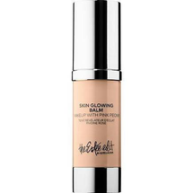Skin Glowing Balm Makeup with Pink Peony Wheat by the estee edit