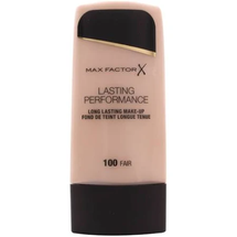 Lasting Performance Foundation 100 Fair Worldwide by Max Factor