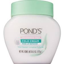 Fragrance-Free Cold Cream Cleanser by ponds