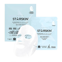 Red Carpet Ready Hydrating Bio Cellulose Second Skin Face Mask by Starskin