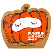Pumpkin 24K Gold by too cool for school