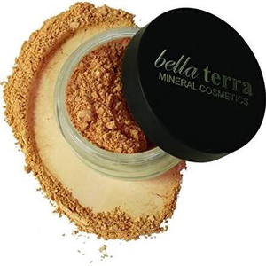 Mineral Foundation by Bella Terra Cosmetics