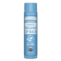Organic Lip Balm Naked by dr bronners