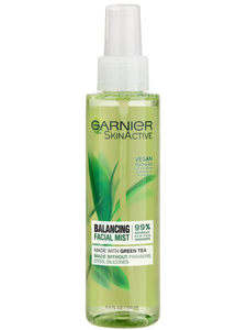 SkinActive Balancing Facial Mist With Green Tea by garnier