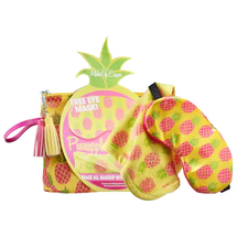 Pineapple Print Makeup Remover Cloths by makeup eraser