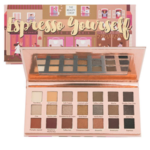 Espresso Yourself Eyeshadow Palette by The Beauty Crop