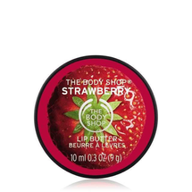 Strawberry Lip Butter by The Body Shop