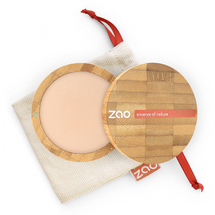 Mattifying Cooked Powder Luminous Complexion by Zao