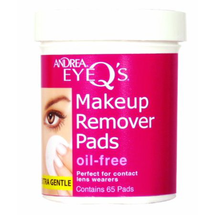 Eye Q's Oil Free Eye Makeup Remover by Andrea