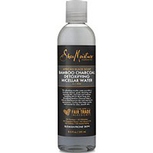 Black Soap And Bamboo Charcoal Detoxifying Micellar Water by SheaMoisture