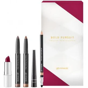 Bold Pursuit Holiday Collection Limited Edition by glo minerals