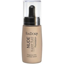 Nude Super Fluid Foundation by isadora