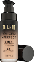 Conceal + Perfect 2-in-1 Foundation & Concealer by Milani