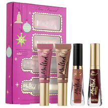 Under The Kissletoe The Ultimate Liquified Lipstick Set by Too Faced