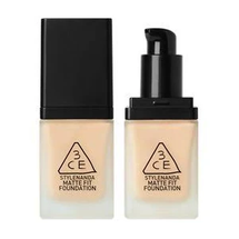 Matte Fit Foundation SPF50+ PA+++ by 3 Concept Eyes