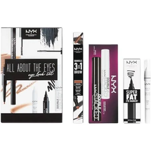 All About The Eyes Eye Look Set by NYX Professional Makeup