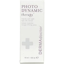 Photodynamic Therapy Liquid Red Light Eye Lift Lotion by dermadoctor