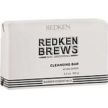 Brews Cleanse Bar by Redken