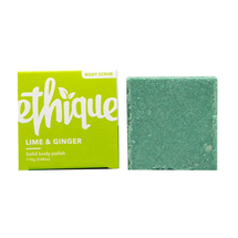Lime & Ginger Body Polish by Ethique
