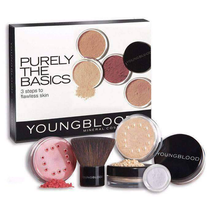 Purely The Basics Kit Tan Kit by youngblood