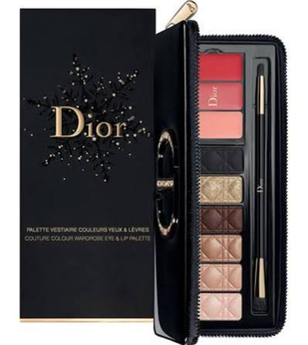 Couture Color Wardrobe Eye & Lip Palette by Dior #2