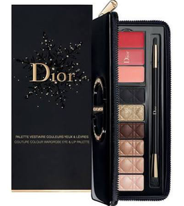 Couture Color Wardrobe Eye & Lip Palette by Dior