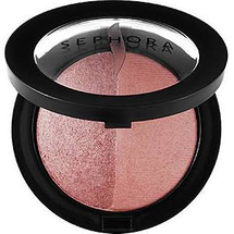 Microsmooth Baked Blush Duo by Sephora Collection