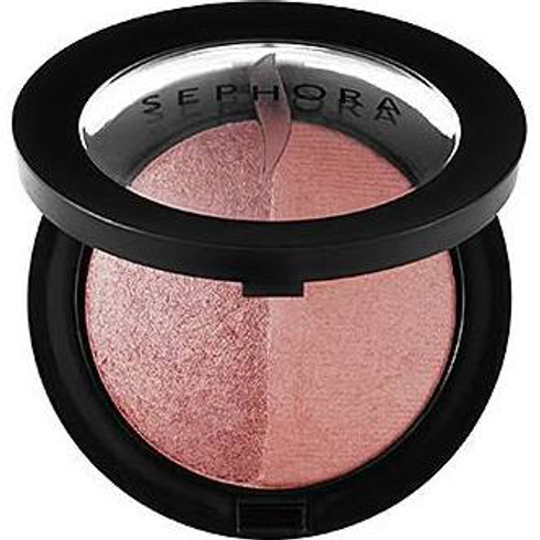 Microsmooth Baked Blush Duo by Sephora Collection #2