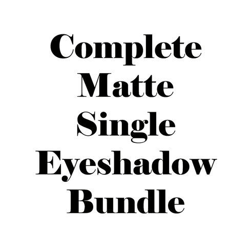 Eyeshadow Bundle by Glaminatrix