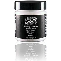 Ultrafine Setting Powder With Anti Perspriant Soft Beige by mehron