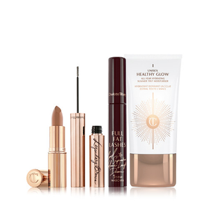 The Natural Glowing Look Makeup Kit by Charlotte Tilbury