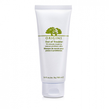 Out of Trouble 10 Minute Mask to Rescue Problem Skin by origins